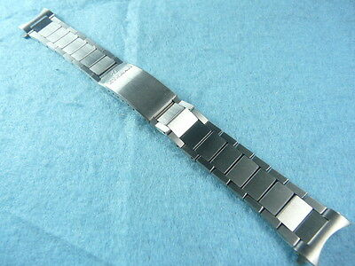 New Old Stock ETERNA Stainless Steel 19mm Lug Size Watch Band