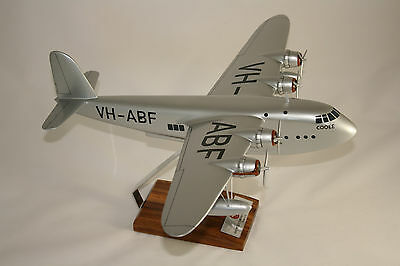 Qantas S23 Short Empire Flying Boat Large 1:72 Scale Piece Of Aviation History