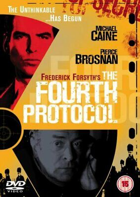 The Fourth Protocol [DVD] - DVD  SAVG The Cheap Fast Free Post