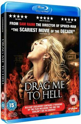 Drag Me to Hell [Blu-ray] - DVD  34VG The Cheap Fast Free Post