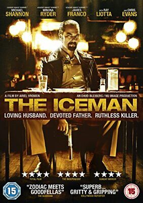The Iceman [DVD] - DVD  XMVG The Cheap Fast Free Post