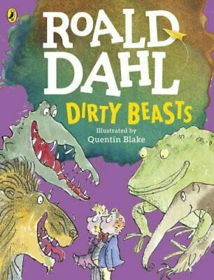Dirty Beasts by Roald Dahl (Paperback, 2016)
