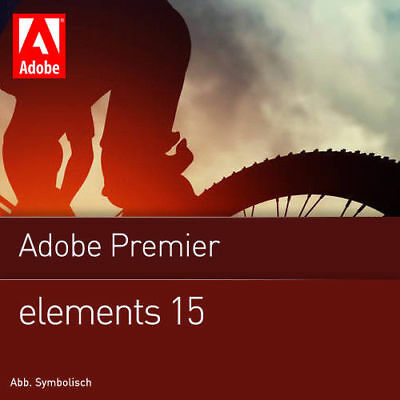Adobe Premiere Elements 15 1 PC | oder Mac Vollversion Download 1 Benutzer DE EU