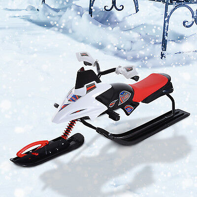 Personalized Winter Sled Snow Mobile Bike Outdoor Children Adult Safety Sport