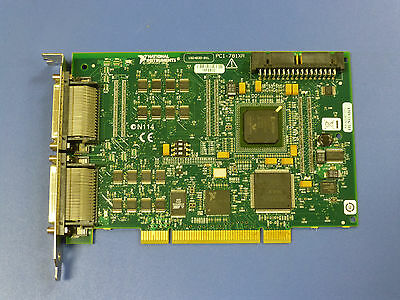 National Instruments PCI-7811R NI DAQ Card, R-Series Digital RIO, Virtex-II FPGA