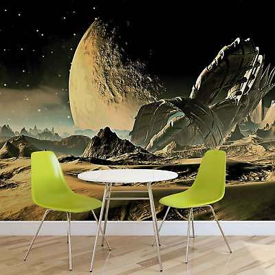 WALL MURAL PHOTO WALLPAPER XXL Space Planet (2806WS)