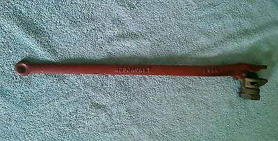 Antique Red Jacket Well Pump Handle Part  Pat.1917
