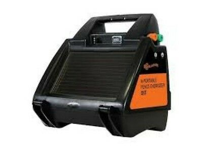 Gallagher S17 6-Volt 0.17-Joules 10-Acre Solar Electric Fence Energizer Charger