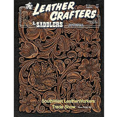 Leather Crafters & Saddlers Journal Back Issues Clearance Sale - 2012 Issues