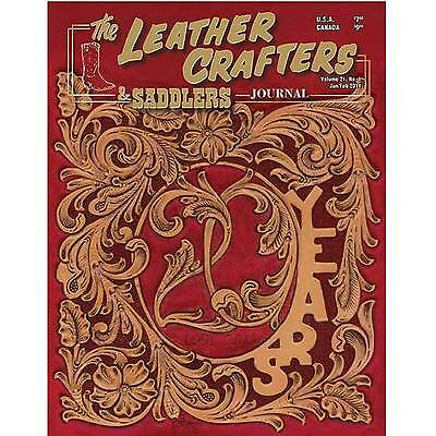 Leather Crafters & Saddlers Journal Back Issues Clearance Sale - 2011 Issues