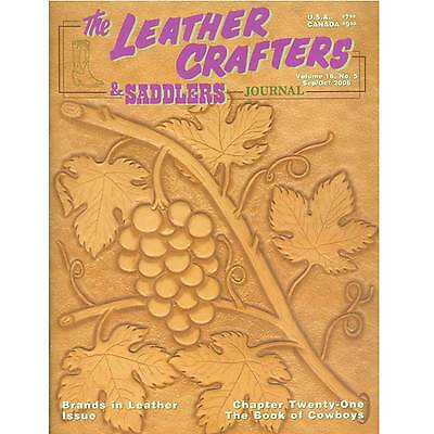 Leather Crafters & Saddlers Journal Back Issues Clearance Sale - 2006 Editions