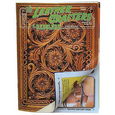 Leather Crafters & Saddlers Journal Back Issues Clearance Sale - 2010 Issues