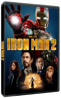 Iron Man 2 DVD (2010) Robert Downey Jr, Favreau (DIR) cert 12 Quality guaranteed