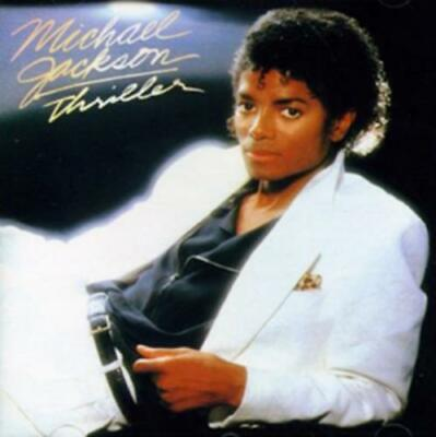 Michael Jackson : Thriller CD (2003)
