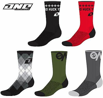 ONE INDUSTRIES CASUAL CREW SOCKS motocross mx bike ADULT ONE SIZE