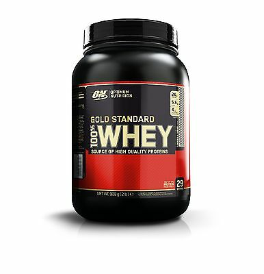 Optimum Nutrition Gold Standard 100% Whey Protein Powder Cookies and Cream - ...