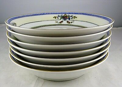 7 Heinrich & Co. Selb Bavaria China Fruit or Dessert Small Bowls