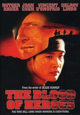 The Blood of Heroes [New DVD]