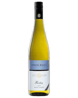 Eden Hall Reserve Riesling 2015 case of 6 Dry White Wine 750mL Eden Valley