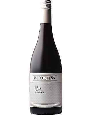 Austins & Co. Austins & Co. Shiraz 2011 case of 6 Dry Red Wine 750mL