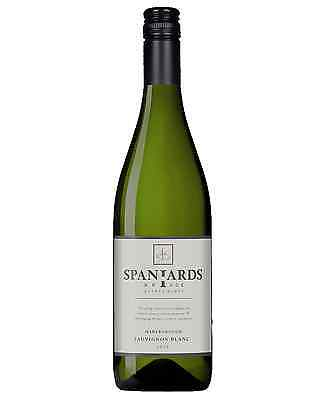 Spaniards Bridge Marlborough Sauvignon Blanc 2014 case of 12 Dry White Wine