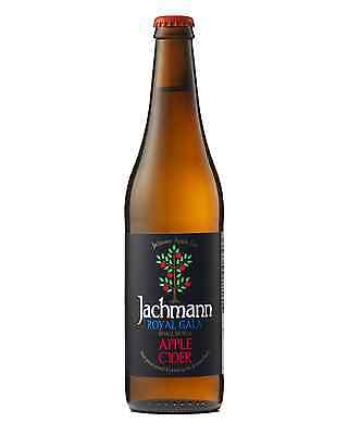 Jachmann Royal Gala Apple Cider 500mL case of 12