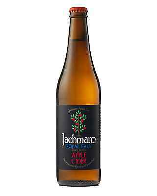 Jachmann Royal Gala Apple Cider 500mL case of 12 • AUD 75.00