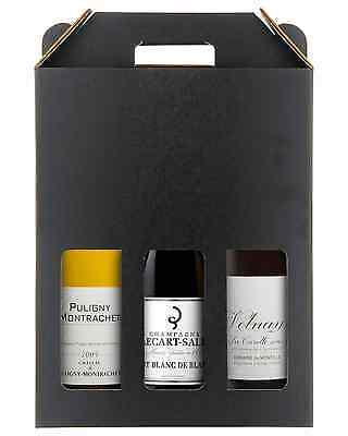 Classic Burgundy & Champagne 3 Pack bottle