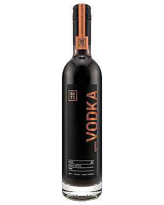 Onyx Coffee Spirits Coffee Vodka 500mL bottle Coffee Liqueurs
