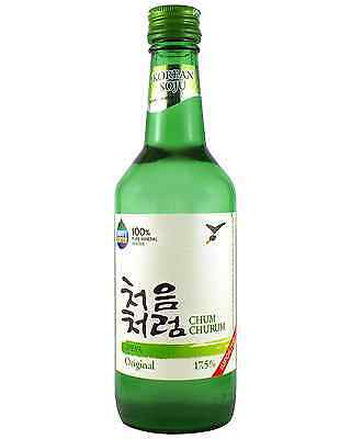 Lotte Liquor Chum Churum Original 17.5 case of 20 360mL • AUD 220.00