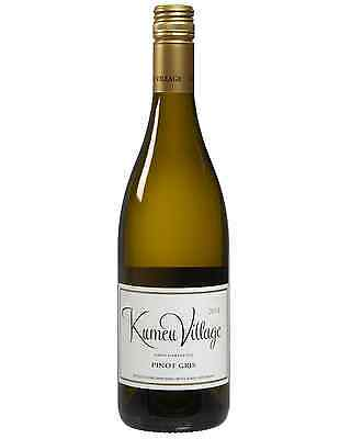 Kumeu River Village Pinot Gris 2014 case of 6 Pinot Gris & Grigio Dry White Wine