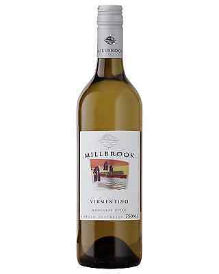 Millbrook Vermentino 2013 case of 12 Dry White Wine 750mL Margaret River