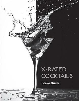 New Holland Publishers X-Rated Cocktails Books