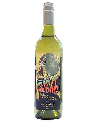 Midnight Moondog Sauvignon Blanc 2013 case of 12 Dry White Wine 750mL