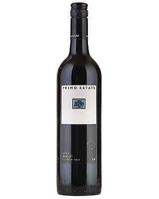 Primo Estate McLaren Vale Merlot 2013 case of 12 Dry Red Wine 750mL
