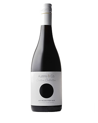Austins & Co. Custom Collection 'Kyberd' Pinot Noir 2012 bottle Dry Red Wine