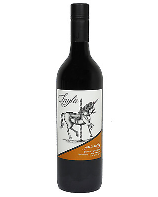 Helen & Joey Estate Layla Cabernet Sauvignon 2014 case of 6 Dry Red Wine 750mL