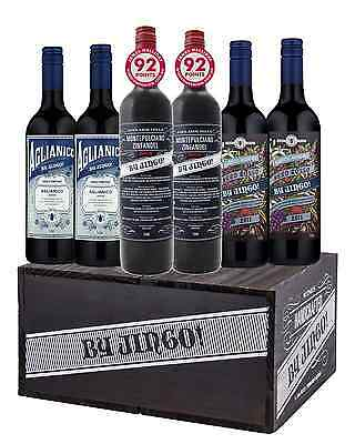 By Jingo! Mixed Red Pack Mixed Reds Dry Red Wine 750mL
