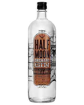 Tuthilltown Spirits Half Moon Orchard Gin 1L case of 9 New York