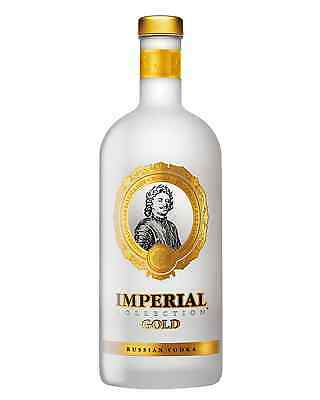 Imperial Collection Gold Vodka 700mL bottle