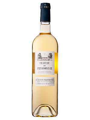 Chateau de Peyssonnie Muscat de Frontignan case of 6 Sweet White Wine 750mL