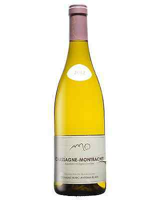 Domain Marc-Antonin Blain Chassagne Montrachet rouge 2012 case of 12 Pinot Noir