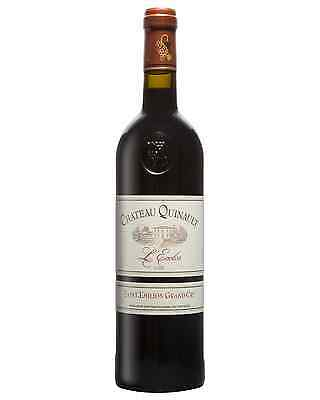 Chateau Quinault L'Enclos Saint milion Grand Cru 2006 case of 12 Bordeaux Red
