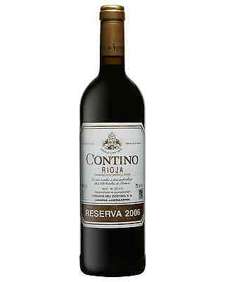 Contino Reserva 2006 case of 6 Tempranillo Dry Red Wine 750mL Rioja
