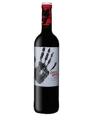 Paco Garc&#237a Crianza Tempranillo 2010 bottle Dry Red Wine 750mL La Rioja