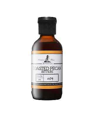 Miracle Mile Toasted Pecan Bitters 118mL bottle