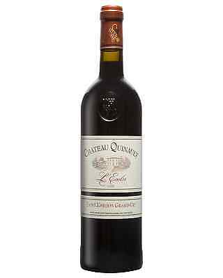 Chateau Quinault L'Enclos Saint milion Grand Cru 2006 bottle Bordeaux Red Wine