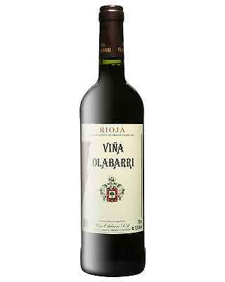 Vina Olabarri Gran Reserva 2007 case of 6 Tempranillo Dry Red Wine 750mL