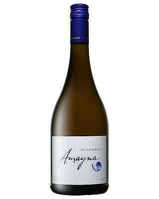 Amayna Sauvignon Blanc 2011 case of 6 Dry White Wine 750mL San Antonio Valley
