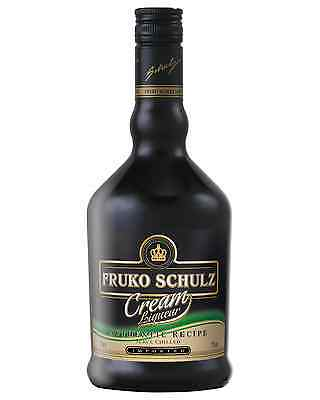 Fruko-Schulz Cream Liqueur 700mL case of 6 Cream Liqueurs
